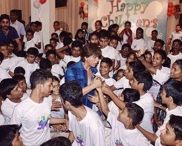How B-Town celebs celebrated Children's Day