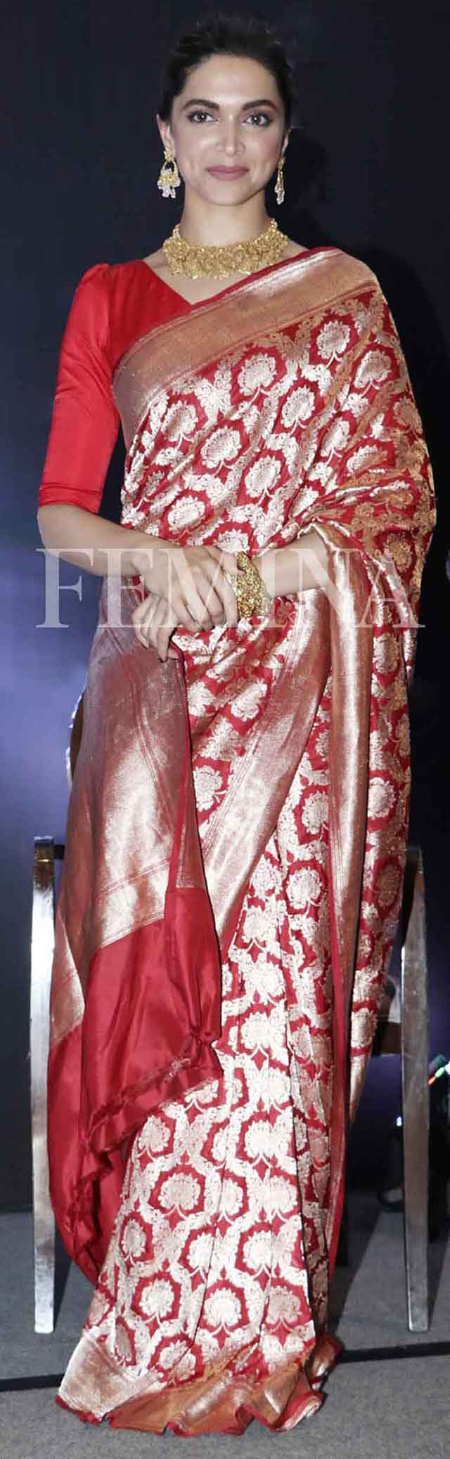 Deepika Padukone Indian wear looks | Femina.in