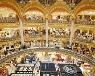 Four iconic interiors in Paris, France