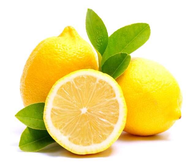 Aloe vera amd lemon