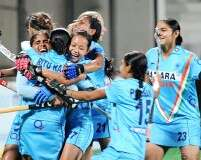 Indian women's hockey team beats China to win Asia Cup
