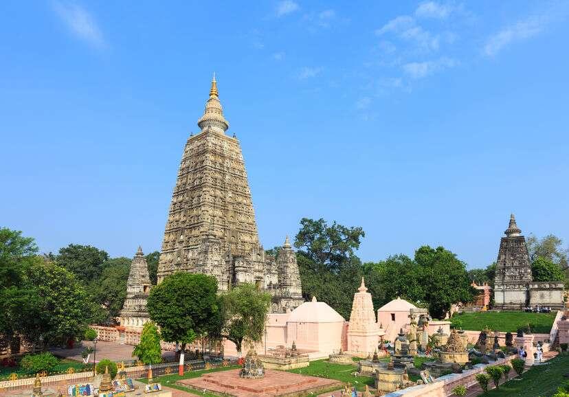 Mahabodhi-Bodhgaya-Bihar