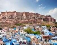 Flying high, looking low in Jodhpur, Rajasthan
