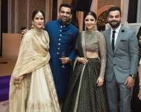 Take lehenga inspo from Sagarika Ghatge & Anushka Sharma