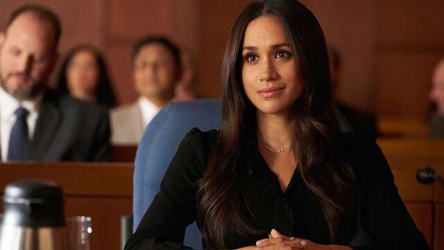 Suits, Meghan Markle