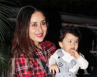 These photos of baby Taimur Ali Khan are too cute to handle