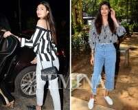 Athiya Shetty's style is all about comfort
