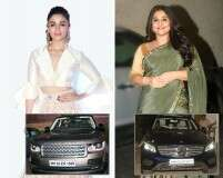Alia Bhatt and Vidya Balan's latest purchases are luxury cars