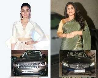 Alia Bhatt and Vidya Balan's latest purchases are luxury cars