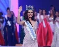 Manushi Chhillar crowned as Miss World 2017
