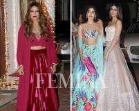 The best lehenga looks by our fave celebs