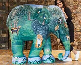 These designer baby elephants will make your day