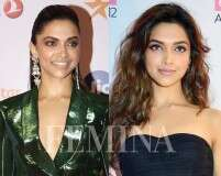 Deepika Padukone continues to wow us with her hairstyle