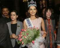 Manushi Chhillar talks about her future