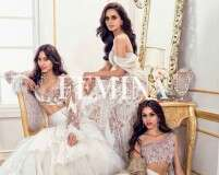 Behind the scenes with the gorgeous Miss India winners