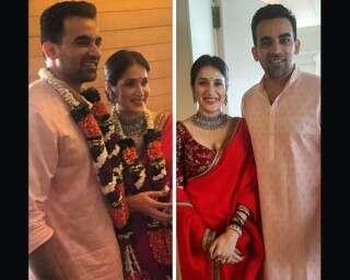 Zaheer Khan and Sagarika Ghatge's wedding: All the details