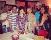 Soha Ali Khan celebrates 39th birthday with Taimur and Inaaya