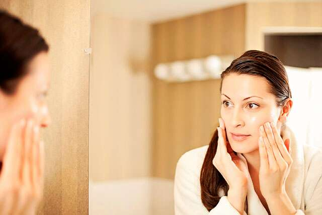 How to use face serum