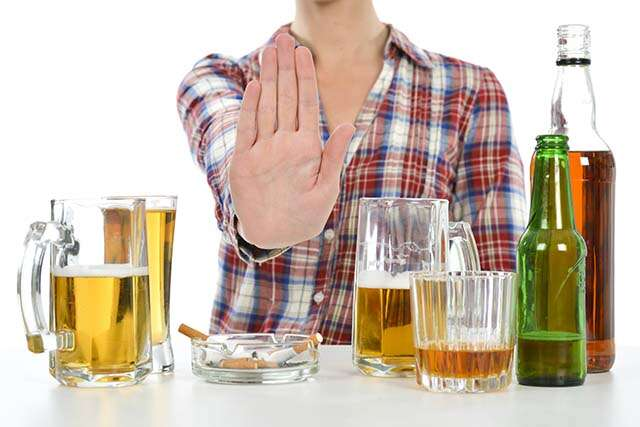 Skip Alcohol