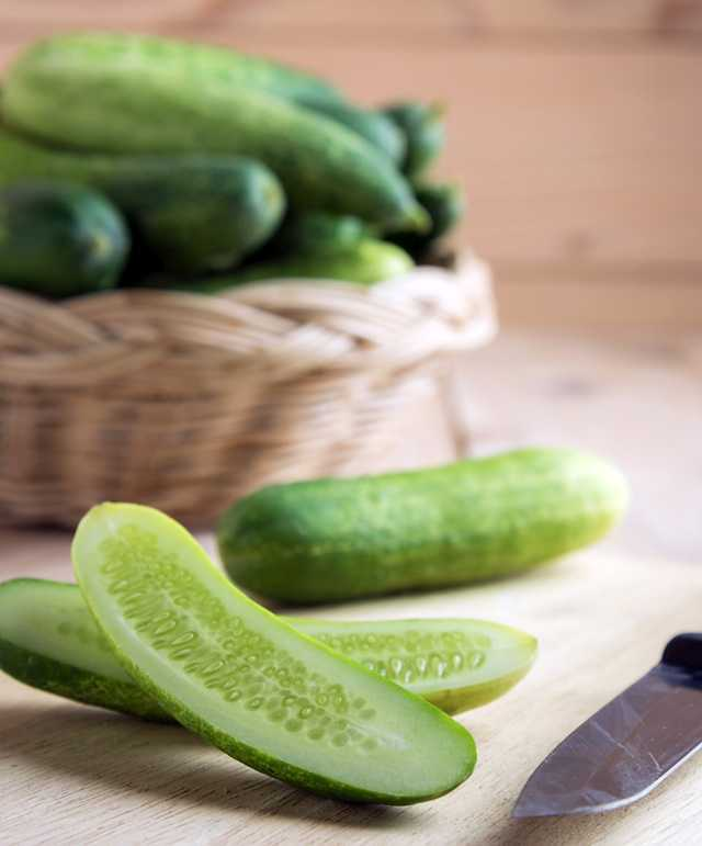 cocumber reduces belly fat