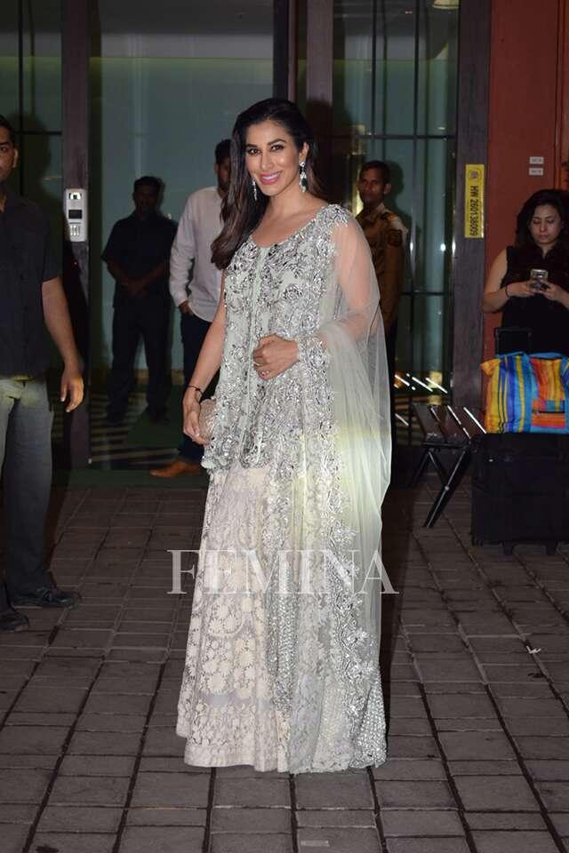 Arpita Khan's Diwali bash
