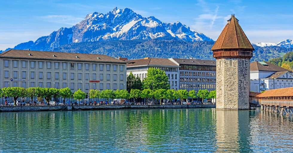 Lucerne and Mt Pilatus, Switzerland