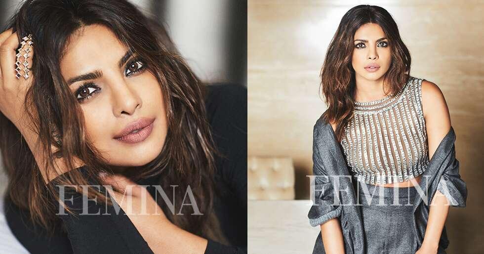 Priyanka Chopra: 'I'm all about girl love | femina.in