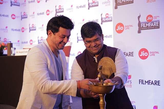 Jitesh Pillai – Editor, actor Swapnil Joshi