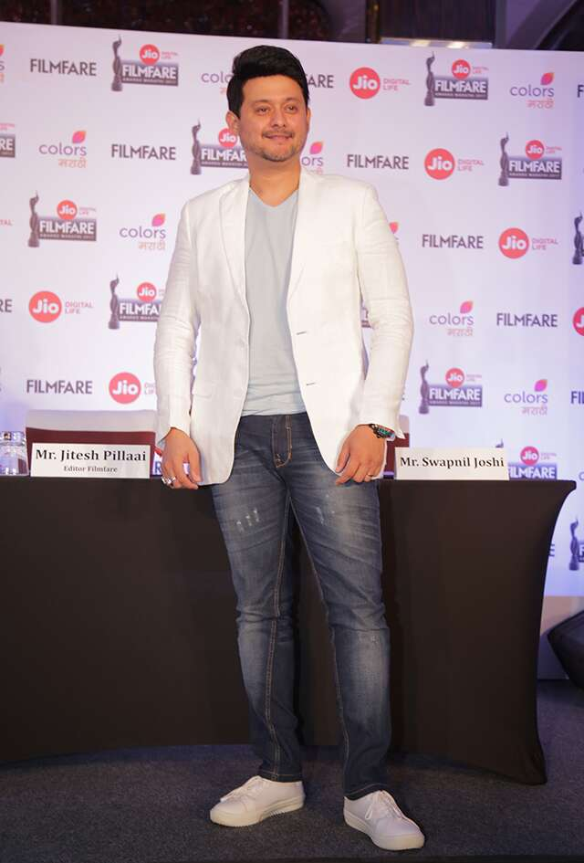 actor Swapnil Joshi