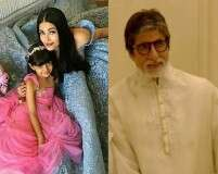 Aaradhya's special birthday gesture for grandpa Big B