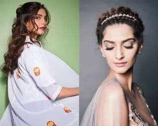 Sonam Kapoor hairstyles we love