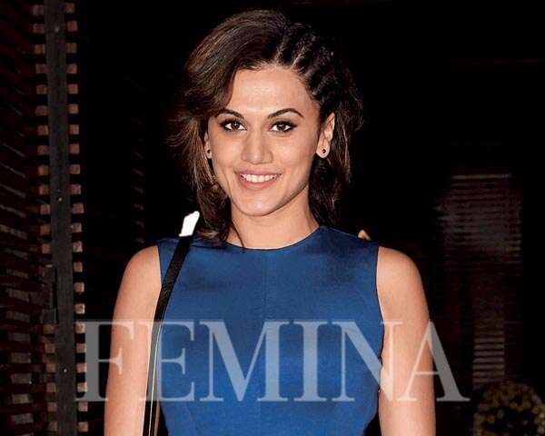 Taapsee Pannuon her rise in Bollywood