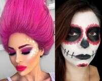 Easy Halloween makeup ideas from Instagram