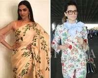 Deepika, Kangana give us a masterclass on prints