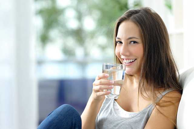 Water helps in digestion