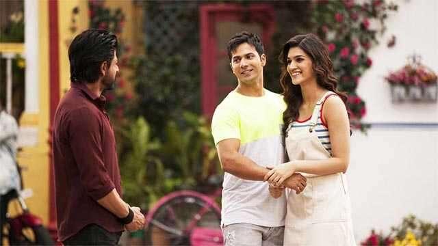 Kriti & Varun