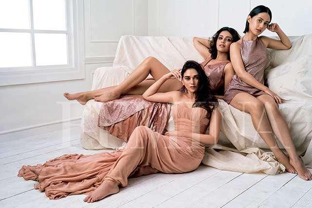 Aditi Rao Hydari, Swara Bhasker, Sasha Chettri