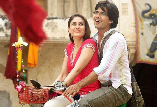 kareena & shahid