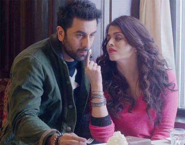 ranbir & aishwarya