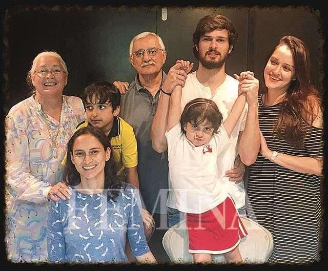Nafisa & Family
