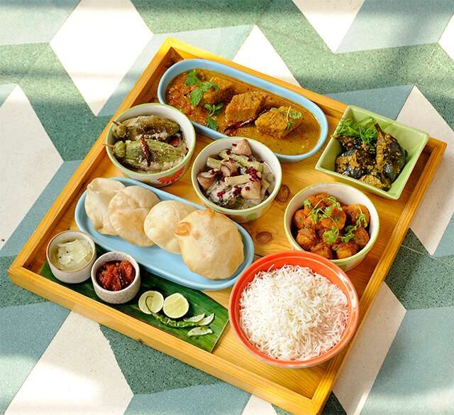 Puja Special Thaala