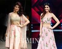 Celebs carry off Indian wear elegantly