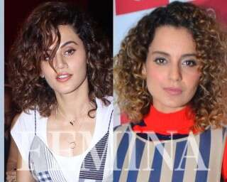 These Bollywood beauties rock curly hair