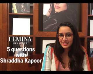 Rapid-fire with Shraddha Kapoor