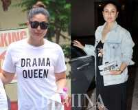 Slogan style: Kareena Kapoor Khan has the last word