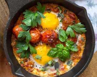Easy recipes for a fresh, organic breakfast