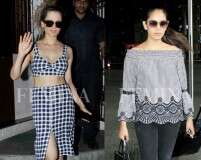 Trend to try: Kangana, Mira, Malaika's gingham mania
