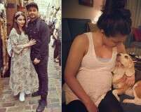 Soha Ali Khan's cutest pregnancy moments