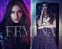 Up-close and personal with cover girl Athiya Shetty