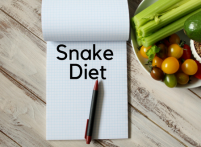 Is snake diet a healthy way to lose weight?